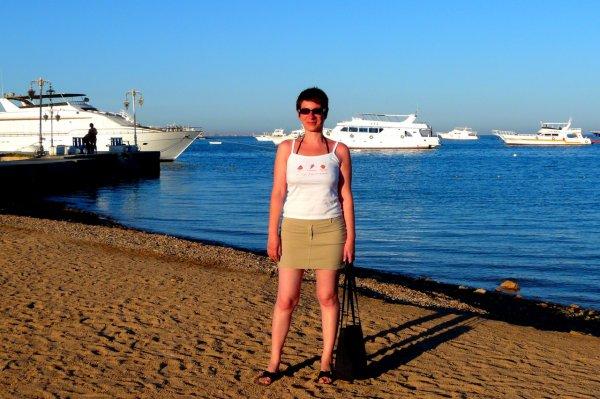 Grand resort a Hurgada en Egypte