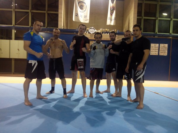 Prades le lez Boxe - Kempo Fight