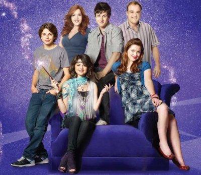 Les sorciers de Waverly Place !