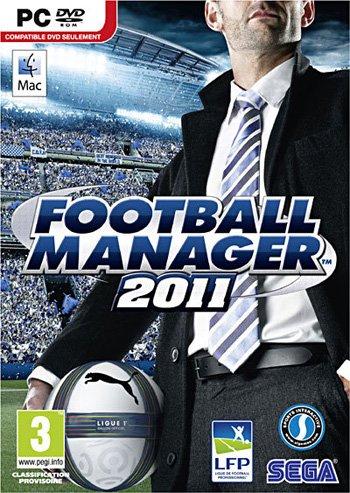 Sortie de la démo de Football Manager 2011 !