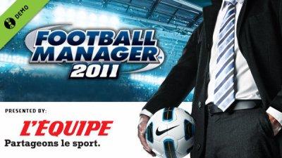 Jouez à la démo de Football Manager 2011