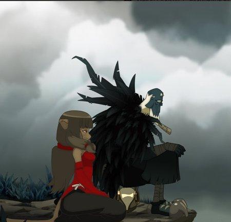 Le corbeau Noir