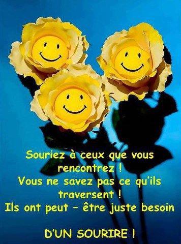 Souriez ;)