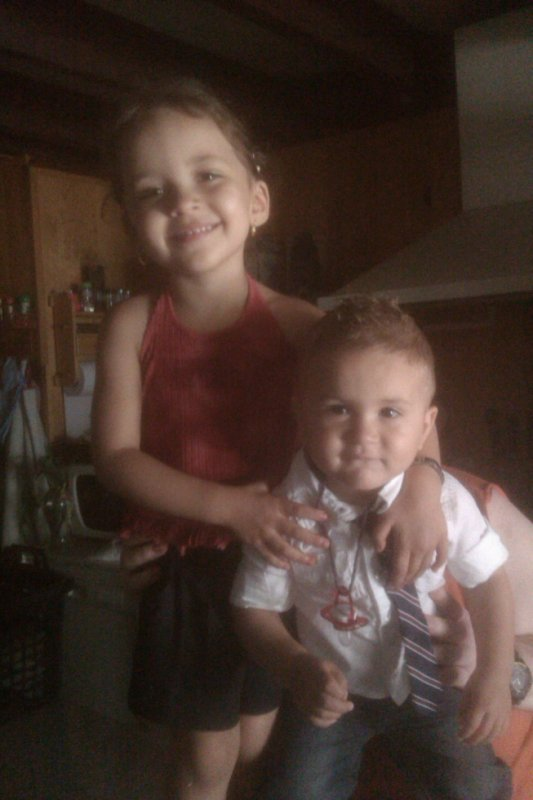 mes 2 amours!!!!!