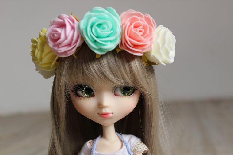 Couronnes de fleurs ~