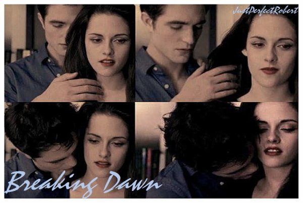 Les Images Officielles : Breaking Dawn - Part Two .