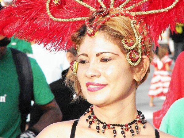 Portraits du carnaval