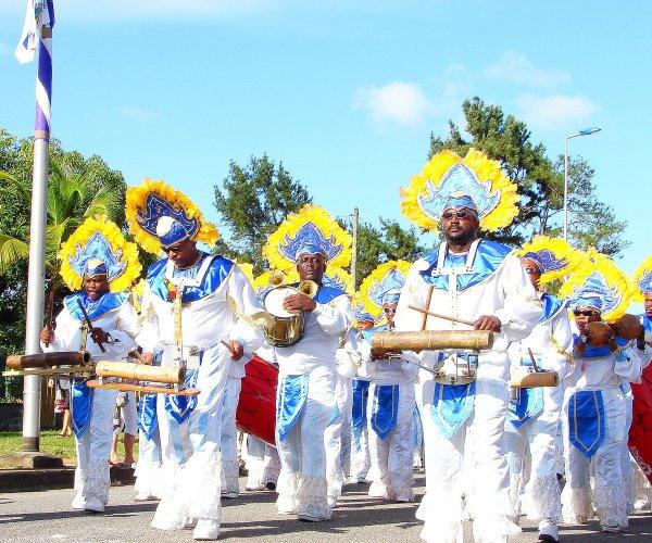 Grande parade de Kourou