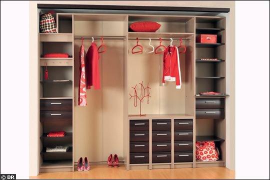 Remplis ton armoire ..
