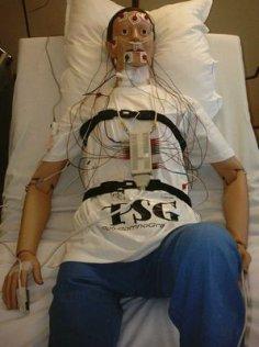 # 12. Consultation pneumologie, E.F.R., Enregistrement du sommeil