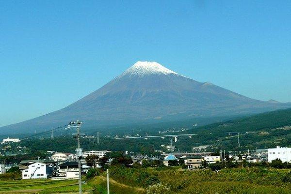 Today's Mt. Fuji