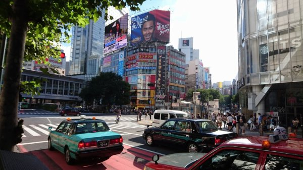 Shibuya, my new hometown