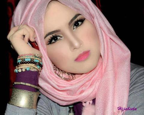 fils musulamns en hidjab macha allah