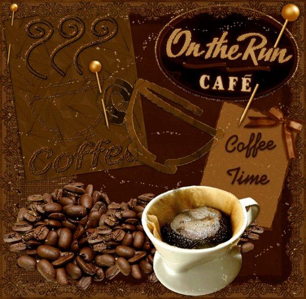 café entre amies