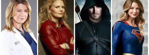 Grey's Anatomy, Once Upon A Time, Arrow, Supergirl : Les Groupes 1 et 2 de la Coupe du Monde des séries 2016 !
