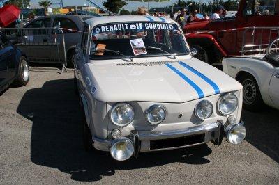 Renault 8 1300 gordini