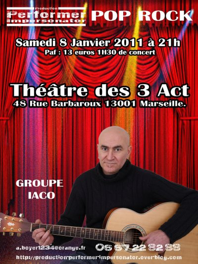 Concert du Groupe IACO