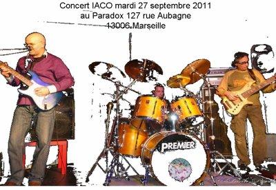 concert de IACO