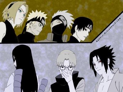 Naruto & Naruto next gen