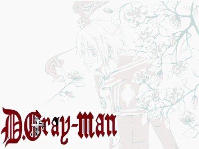 Image D.Gray-man