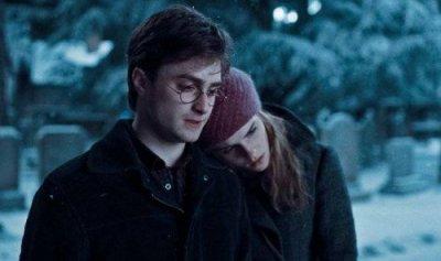 """Là où est ton trésor  sera aussi ton coeur "" (Harry Potter et les reliques de la mort)"