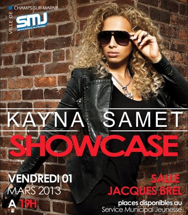 Kayna En Concert Le 1er Mars 2013