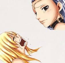 Aquarius et Lucy