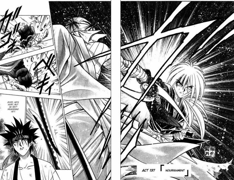 Kenshin le vagabon