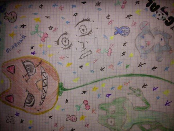 Mes. New dessin
