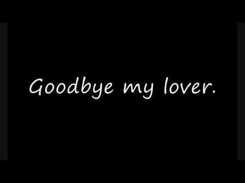 Au revoir mon amour
