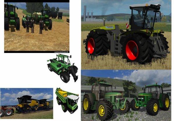 pour les fans de farming