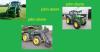les JOHN DEERE 6320-6430-2250