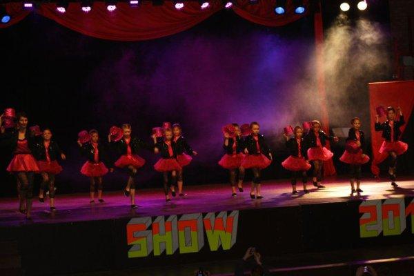 24 mars 2012 show