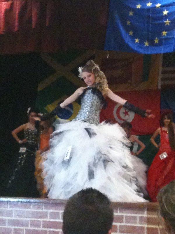 Miss pays du monde !