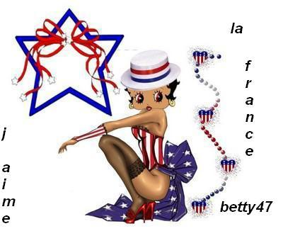pour betty-boop