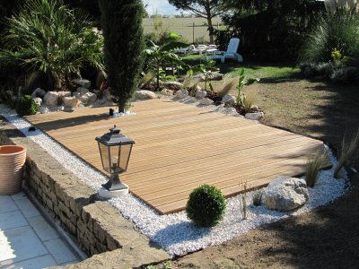 nouvelle terrasse 2009 amenagement jardin et renovation. Black Bedroom Furniture Sets. Home Design Ideas