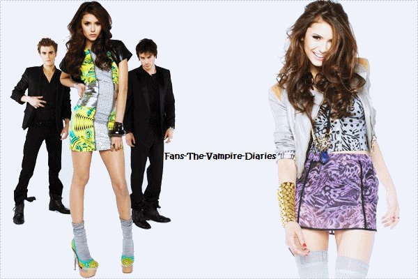 QuelQues Offres On Fans-The-Vampire-Diaries
