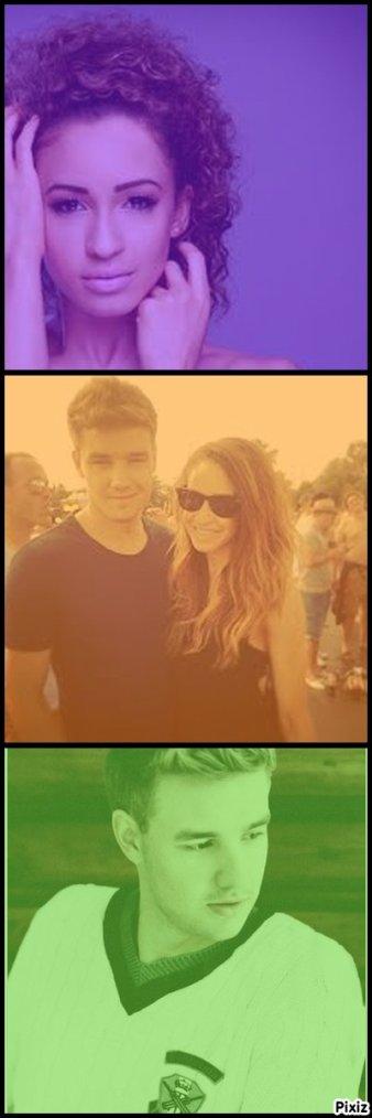 Liam et Danielle <3
