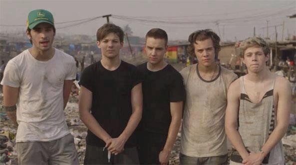One Direction en Afrique (2)