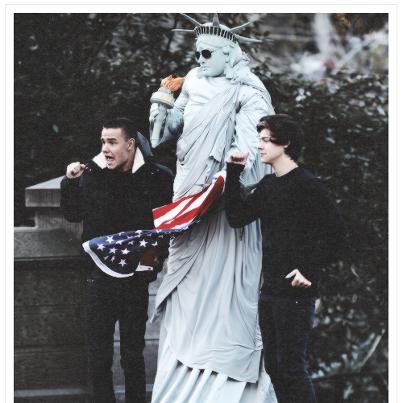 Harry et Liam