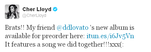 1st of April 2013: Jimmy Kimmel + Message de Cher sur twitter