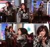 "10 Avril 2013 : Présentation de Heart Attack à l'emissision ""Good Morning America"""