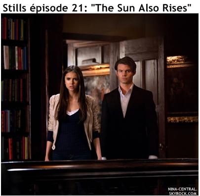 Scans du magazine Serie City + Stills de l'épisode 21