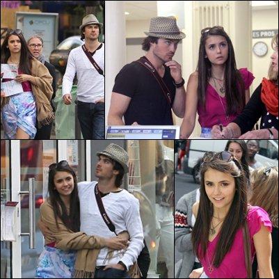 (24/05) Nina à Paris + Photoshoot pour Seventeen en 2009