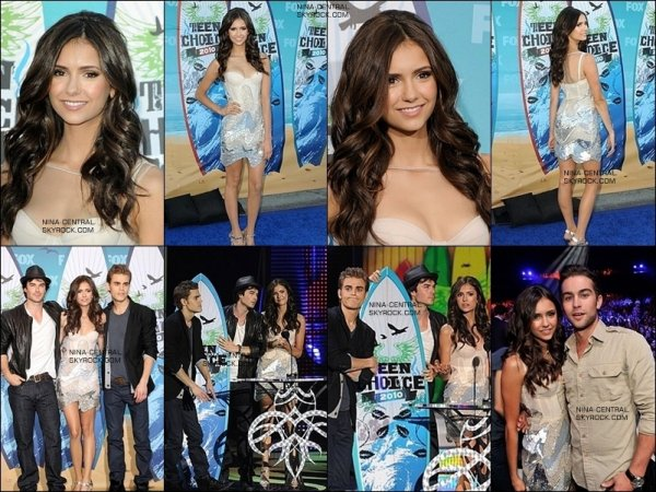 08/08/2010: Teen Choice Awards 2010