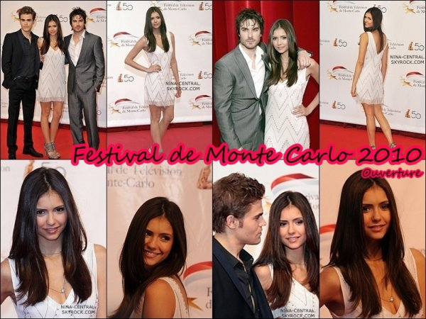 05/06/2010: 50ème Festival de Monte Carlo