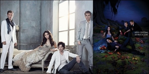 The Vampire Diaries, épisode 3 x 1