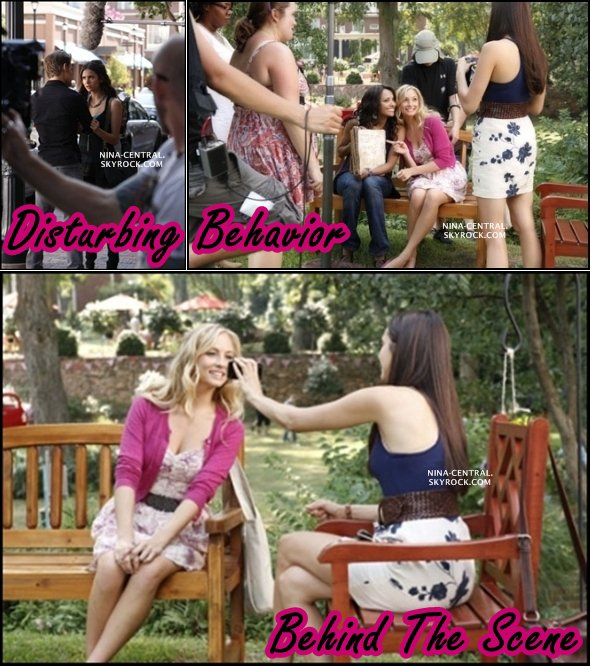 The Vampire Diaries - Rattrapages