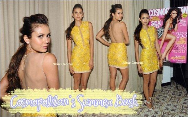 Cosmopolitan's Summer Bash