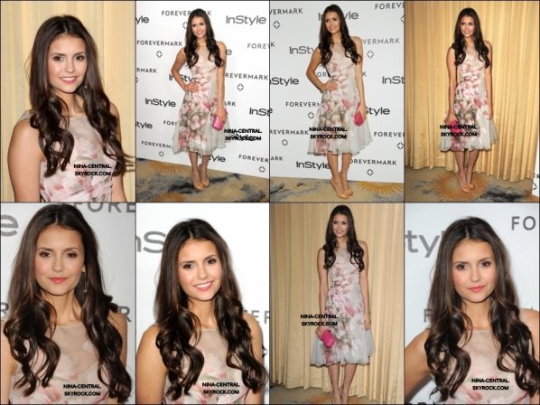 Forevermark & InStyle's 2012 Golden Globes Event